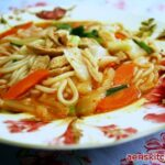 Spicy Chicken GukSu