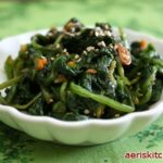 Spicy Spinach MuChim