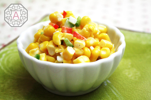 Corn Salad Korean Recipe